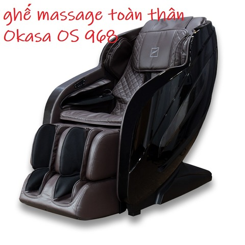 ghế massage toàn thân Okasa OS 968