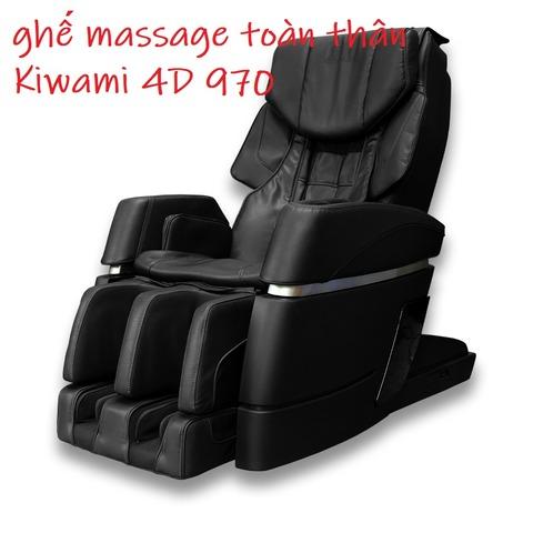 ghế massage toàn thân Kiwami 4D 970