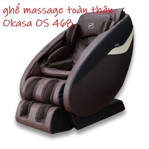 ghế massage toàn thân Okasa OS 468