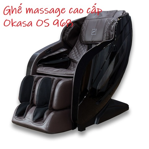 Ghế massage cao cấp Okasa OS 968
