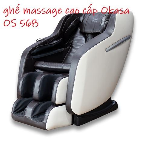 ghế massage cao cấp Okasa OS 568