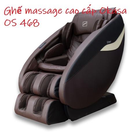 Ghế massage cao cấp Okasa OS 468