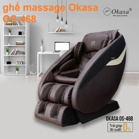 ghế massage Okasa OS 468