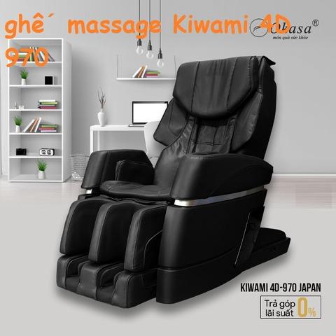 ghế massage Kiwami 4D 970