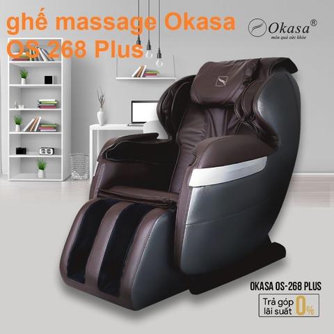ghế massage Okasa OS 268 Plus