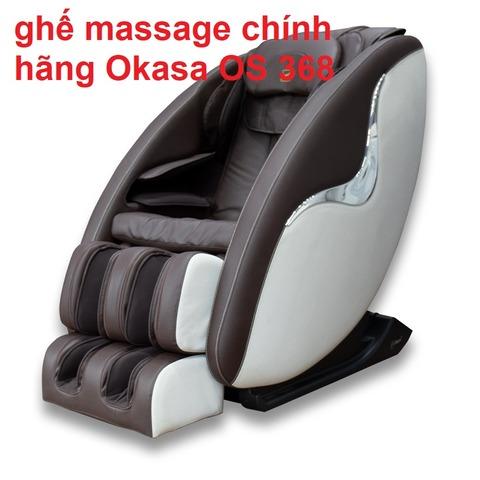 ghế massage chính hãng Okasa OS 368