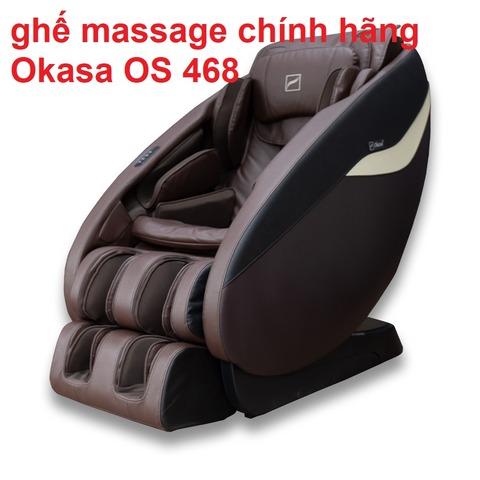 ghế massage chính hãng Okasa OS 468
