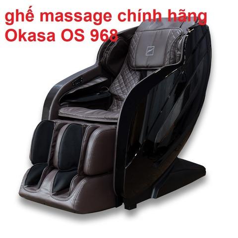 ghế massage chính hãng Okasa OS 968