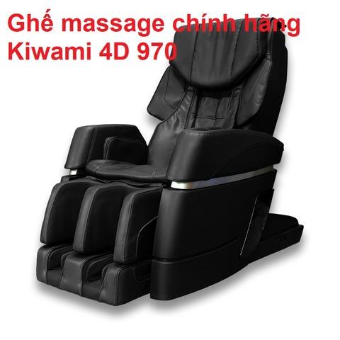 Ghế massage chính hãng Kiwami 4D 970