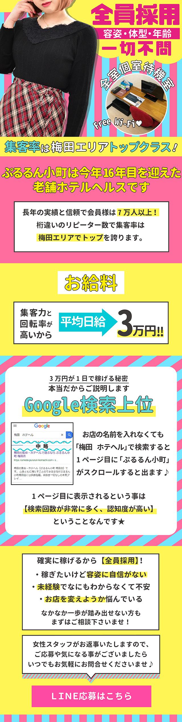 ぷる梅2019春急募