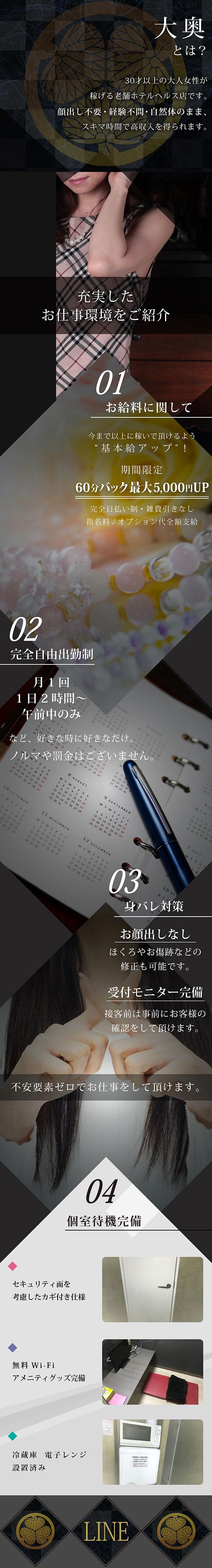 大奥LINE
