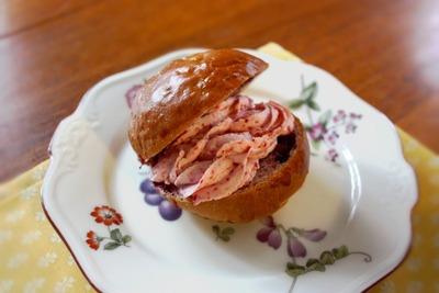 IMG_1016ー2 13/7/24ベリーのパン