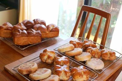 jpg−2 くるみパン+ミニカルピス食パン