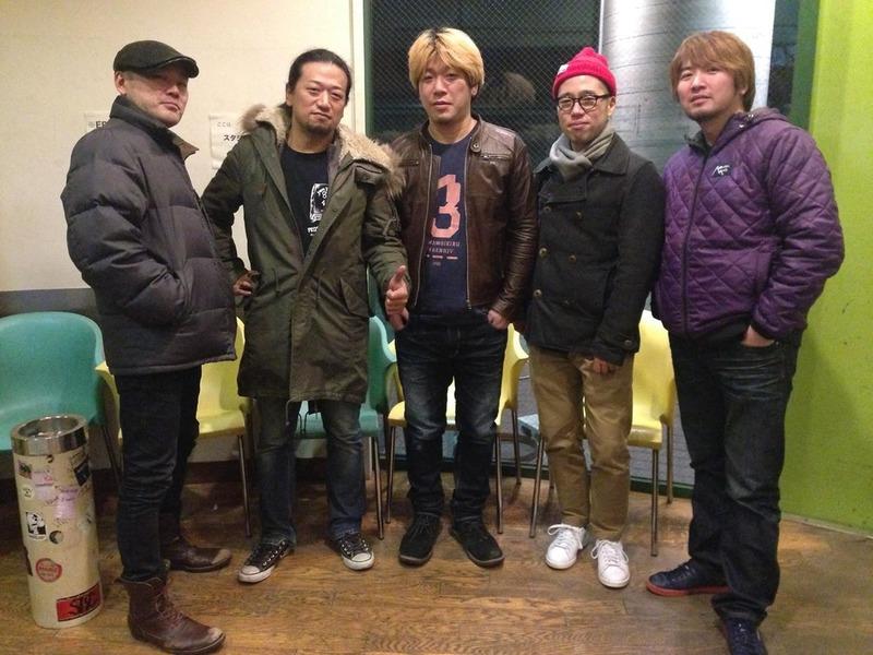 Oleage Rh Photo for Live at Shibuya the Room031615