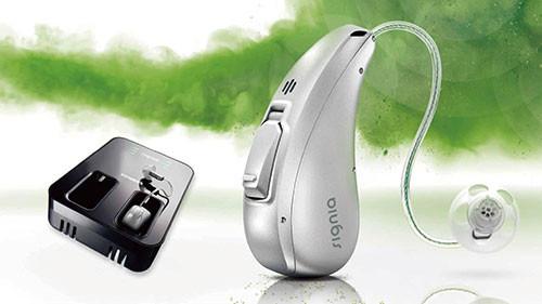 補聴器38