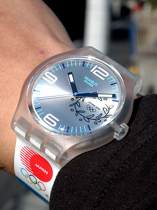 SWATCH Olympic2004 0103