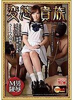 変態貴族 えげつない責めで精神的にも追い込み、自分好みの♂奴隷に飼育調教していく清楚なお嬢様 さくらみゆき