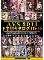 AVS2011下半期カタログ