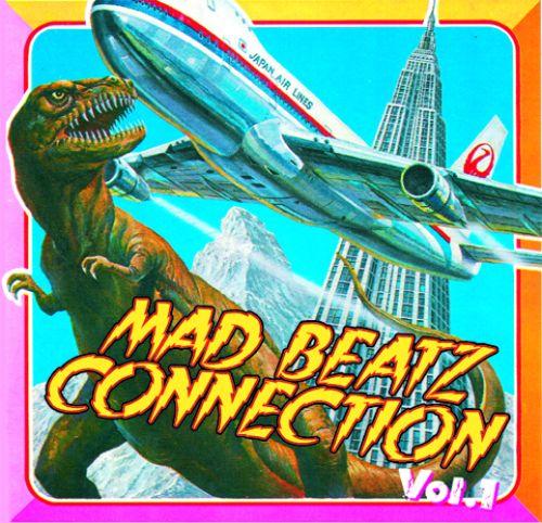 ナードコアコンピ MAD BEATZ CONNECTION vol