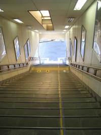 恐怖の階段