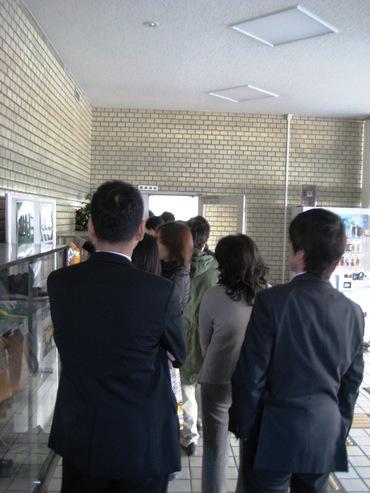東京税関晴海出張所食堂4