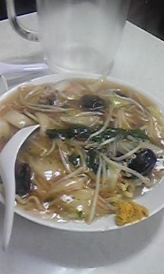 上海焼きソバ
