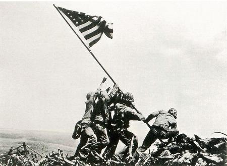 父親たちの星条旗」