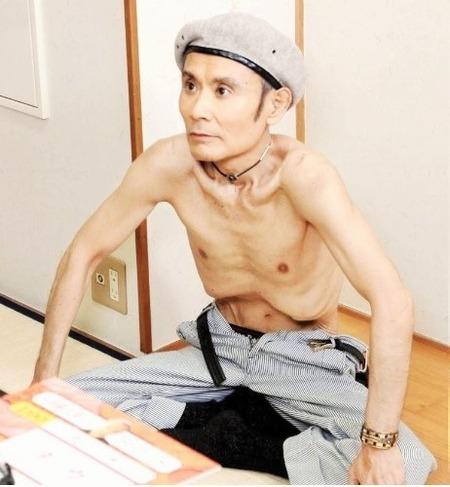鶴太郎ヨガ