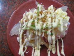真鯛カルパッチョ