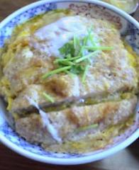 田中庵カツ丼