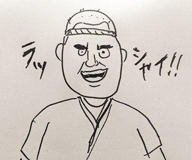 寿司屋の大将
