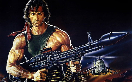 drawing-helicopters-rambo-sylvester-stallone-wallpaper-preview