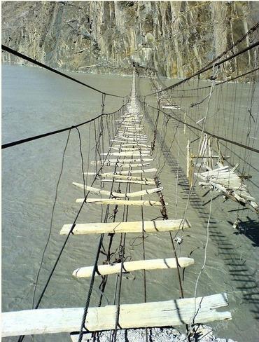 世界一危険な橋①
