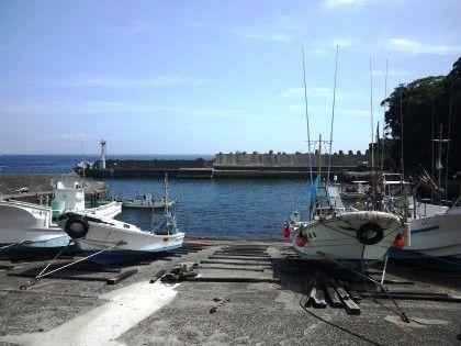 八幡野漁港