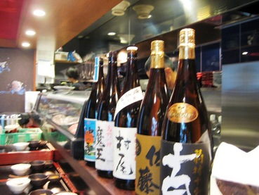 勝どき鮮魚店2