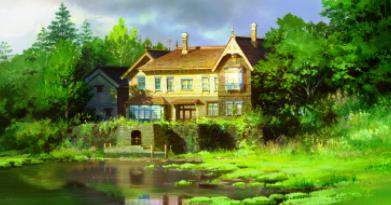 湿っち屋敷
