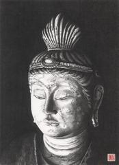 日光菩薩像 東大寺三月堂
