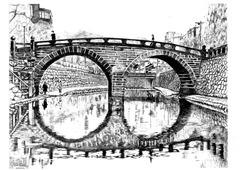 長崎市 めがね橋