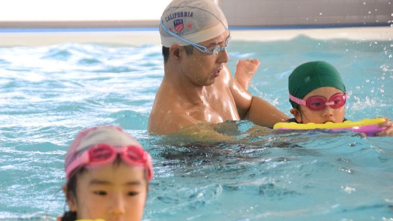 高知水泳教室