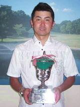 10・06 毎日放送杯 優勝の瀧山和信さん