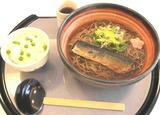 春告魚(にしん)蕎麦(1150円)