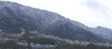 六甲山が雪景色だとここにも影響が・・・・