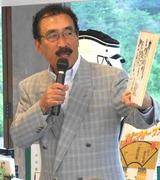 11・06 スポニチオープン 総合司会青芝さん