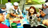 2008・8 市民開放デー お弁当タイム