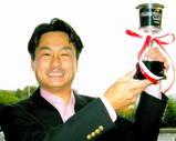 07年3月度の月例Bクラス優勝の佐藤学さん