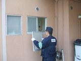 泥棒が入って警察検証