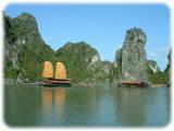 ベトナムの自然