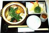 コクがあって寒さに負けない鍋焼き天ぷらうどん