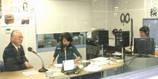 FM宝塚ってこんなスタジオ
