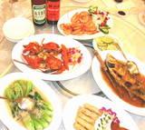 うまいもんてんこ盛りの海鮮料理